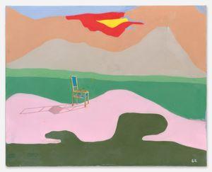 open sky by Sophie Reinhold contemporary artwork