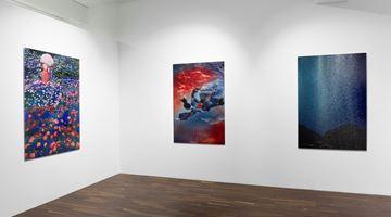 Contemporary art exhibition, Erik Madigan Heck, The Garden at Christophe Guye Galerie, Zurich