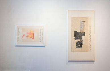 Exhibition view:Wei Jia, Good Times, Chambers Fine Art in collaboration with Fou Gallery, New York (24 June–13 August 2021). Courtesy Chambers Fine Art.