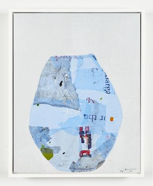 untitled #9 by Hugo McCloud contemporary artwork