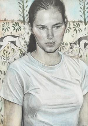 Amanda (I) by Jenny Scobel contemporary artwork