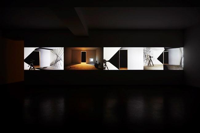 A White Room by Takashi Ishida contemporary artwork