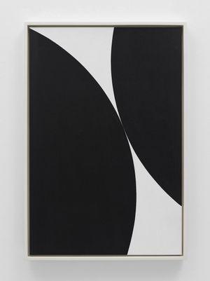 Untitled (No.4070) by Leon Polk Smith contemporary artwork