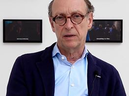 Thomas Schulte speaks about the exhibitions 'Everything Is Going To Be OK' and 'Listen To a Heart Beat'