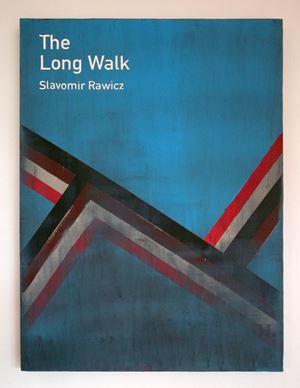 The Long Walk / Slavomir Rawicz by Heman Chong contemporary artwork