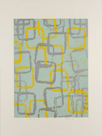 Untitled 4-6 by Chiyu Uemae contemporary artwork painting, sculpture, print