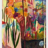 Shara Hughes contemporary artist