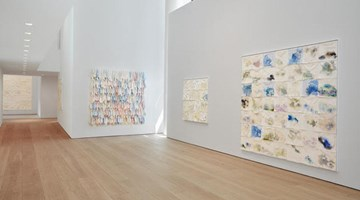Lehmann Maupin contemporary art gallery in 501 West 24th Street, New York, USA