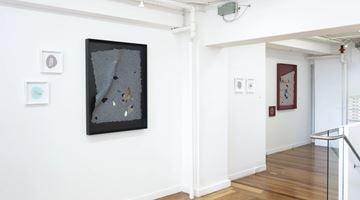 Contemporary art exhibition, Marita Hewitt, Material Efficiencies at Page Galleries, Wellington, New Zealand