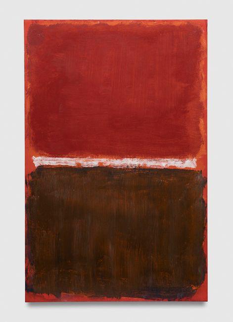 Untitled by Mark Rothko contemporary artwork