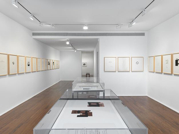 Exhibition view: Eduardo Chillida, Hauser & Wirth New York, 69th Street (30 April–27 July 2018). © Estate of Eduardo Chillida. Courtesy the estate and Hauser & Wirth. Photo: EPW Studio.