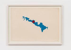Eppur si muove (Romanistan) by Luca Vitone contemporary artwork