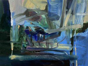 Dawn by Koo Jiyoon contemporary artwork