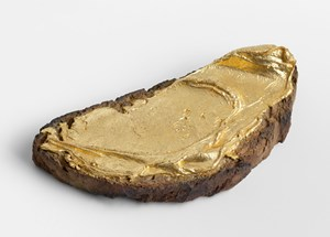 Work No. 3071 Peanut Butter On Toast by Martin Creed contemporary artwork