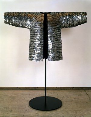 Metal Jacket by Do Ho Suh contemporary artwork