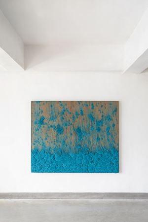 Untitled by Bosco Sodi contemporary artwork mixed media