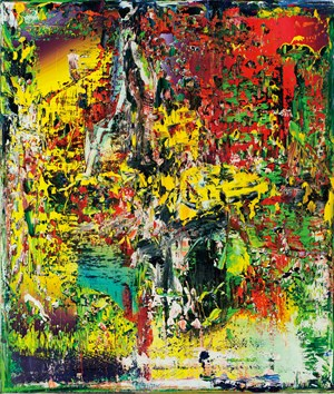 Abstract Painting (947-7) by Gerhard Richter contemporary artwork