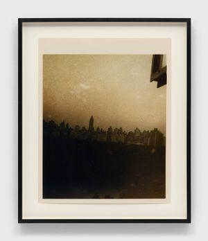 Sunset Over Central Park East by Mark Morrisroe contemporary artwork