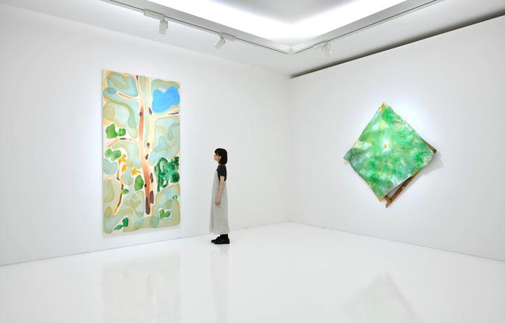 Exhibition view: ShugoArts Show, ShugoArts, Tokyo (12 September–10 October 2020). Courtesy ShugoArts, Tokyo.