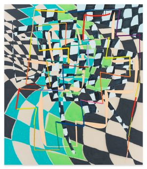 Structures Gonfables by Trudy Benson contemporary artwork