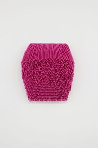Untitled (pearls) by Paola Pivi contemporary artwork sculpture