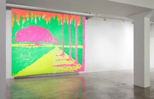 Yellow Path 1 by Shinro Ohtake contemporary artwork