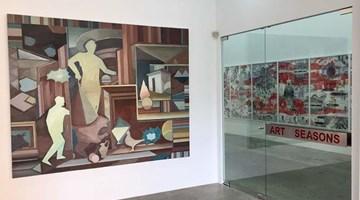 Art Seasons contemporary art gallery in Singapore