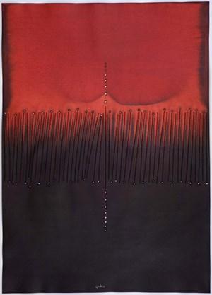 Suphala III by Sohan Qadri contemporary artwork