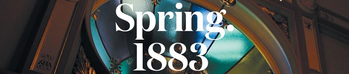 Spring 1883 - Melbourne