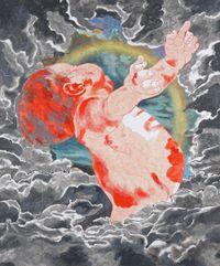 2017 by Fang Lijun contemporary artwork painting