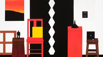 Contemporary art exhibition, MAF: Viewing Rooms at Niagara Galleries, Melbourne
