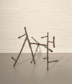 Horse by William Turnbull contemporary artwork