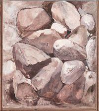 Vacillating Faith No.170926 摇摆的信仰 No.170926 by Chen Yujun contemporary artwork painting