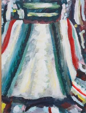 Skirt by Simon Blau contemporary artwork