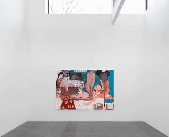 Exhibition view: Paul McCarthy, Mixed Bag, Xavier Hufkens, 6 rue St-Georges, Brussels (25 April–25 May 2019). Courtesy the Artist and Xavier Hufkens, Brussels.