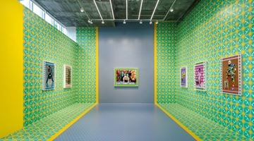 Contemporary art exhibition, Hassan Hajjaj, A Taste of Things to Come at Barakat Contemporary, Seoul