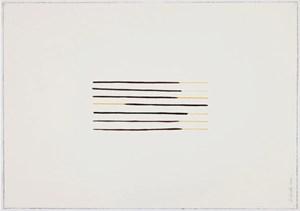 Agarbatti III by Nicola Durvasula contemporary artwork