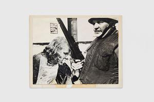 British Army Northern Ireland by Peter Kennard contemporary artwork