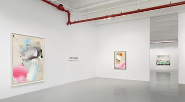 Contemporary art exhibition, Ed Clark, Paintings 2000 – 2013 at Hauser & Wirth, 22nd Street, New York