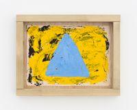 Sat G (triangle) by Alvaro Barrington contemporary artwork painting