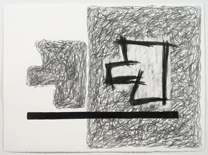 UNTITLED by Jonathan Lasker contemporary artwork works on paper