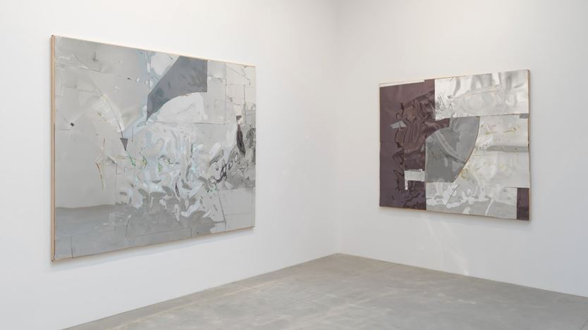 Exhibition view:Rudolf Polanszky, Gagosian, West 24th Street, New York (3 March–11 April 2020). Artwork ©Rudolf Polanszky. Courtesy Gagosian. Photo: Rob McKeever.