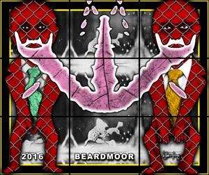 Beardmoor by Gilbert & George contemporary artwork