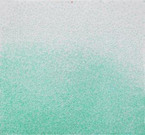 Fingerprints 2001.6-1 指印 2001.6-1 by Zhang Yu contemporary artwork