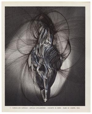 MUSÉE IMAGINAIRE, Plate 3 by Ann-Marie James contemporary artwork