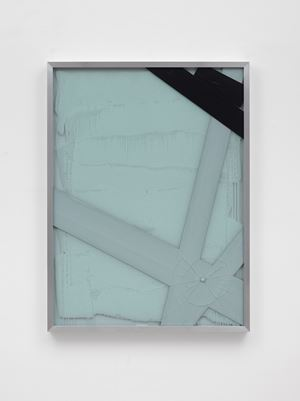 By physical or cognitive means (Broken Window Theory 22 June) by Ryan Gander contemporary artwork