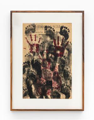 Emergencies by Amelia Toledo contemporary artwork