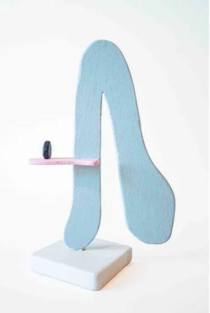 Delicate Balance by Misha Milovanovich contemporary artwork