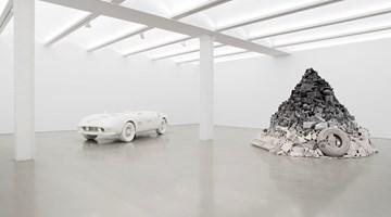 Contemporary art exhibition, Daniel Arsham, 3018 at Perrotin, New York, USA