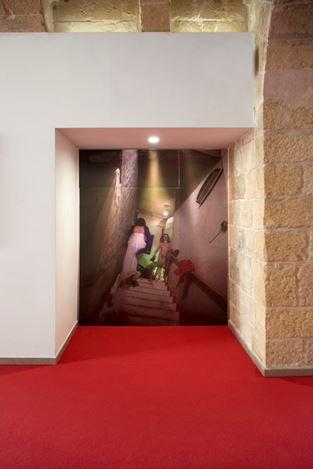 Exhibition view: Charlie Cauchi, Scheherazade, Valletta Contemporary, Malta (13 December 2019–14 February 2020). CourtesyValletta Contemporary.